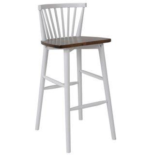 Дървени бар столове